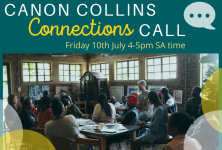 Canon Collins Connections Call