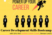 Power Up your career