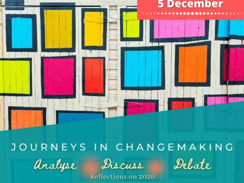 Journeys in Change Making: Reflections on 2020
