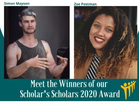 Meet our Scholars' Scholars
